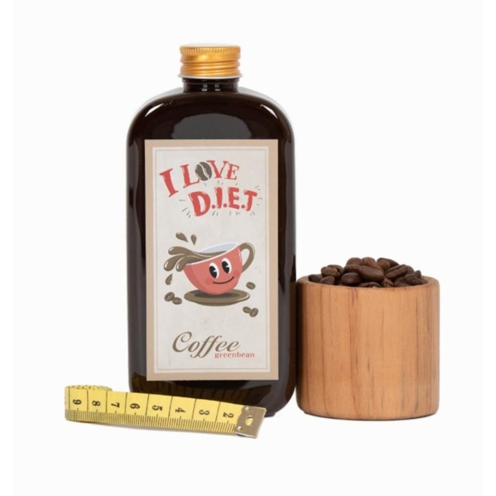 지방분해 그린빈 커피 커피색 250ml 2병