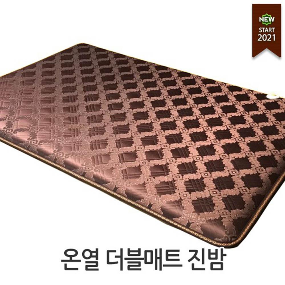 나플나플 온열 더블매트 진밤 NPJ-H140