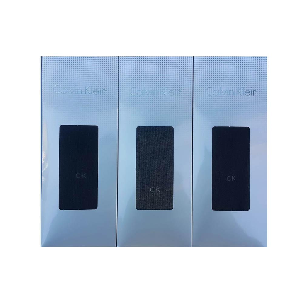켈빈클라인 신사정장 양말 3족세트 CK 40993