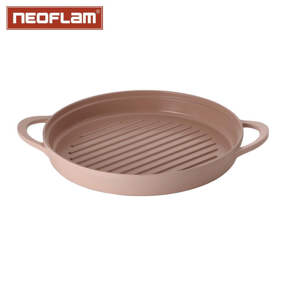 네오플램 레트로 원형그릴팬 26 (미니피치)