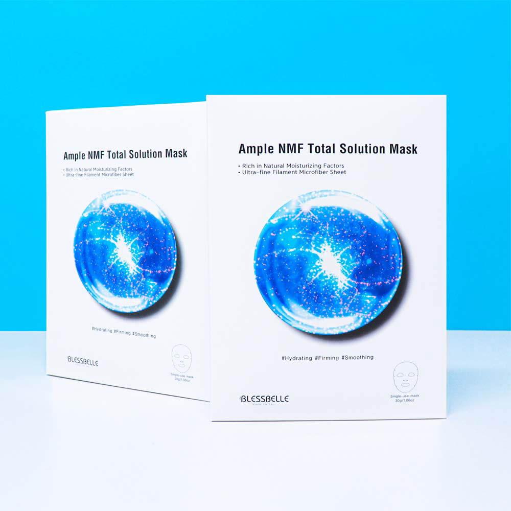 벨레스벨 마스크팩 극세사 최고급 마스크팩 1팩(10장)