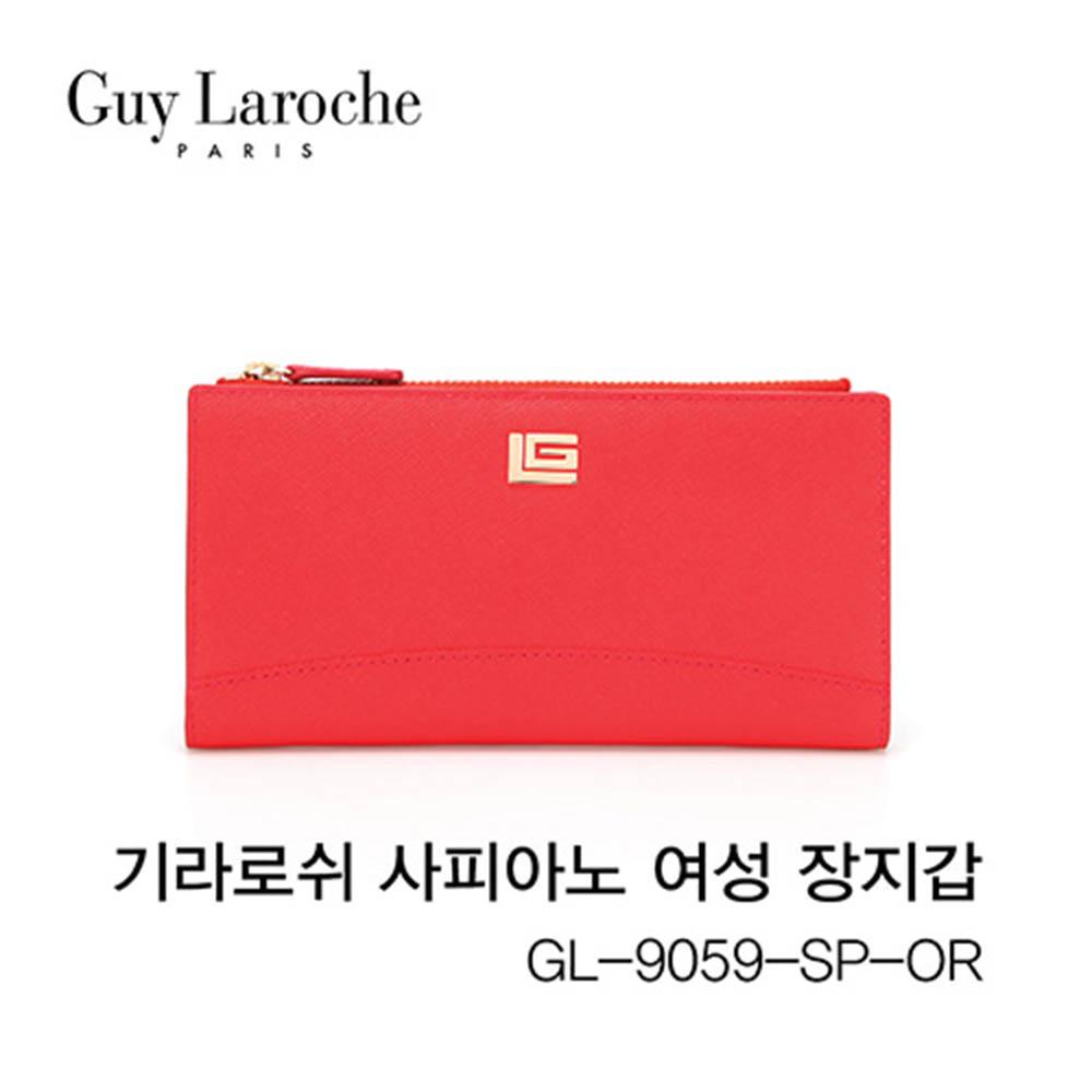 기라로쉬 사피아노 여성 장지갑-오렌지 GL-9059-SP-OR