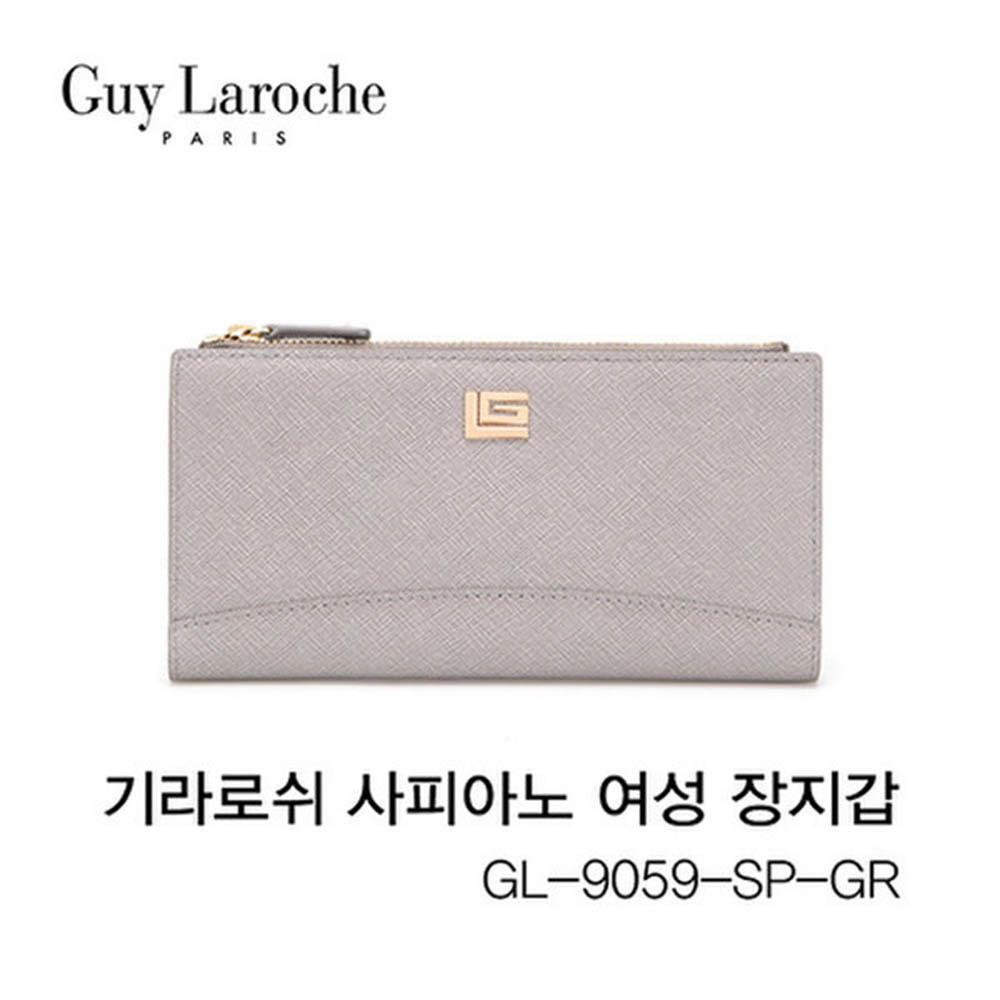 기라로쉬 사피아노 여성 장지갑-그레이 GL-9059-SP-GR