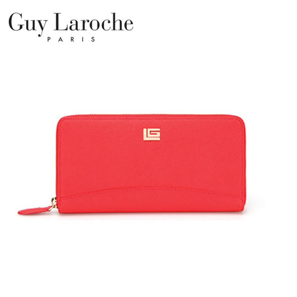 기라로쉬 사피아노 카드수납 지퍼장지갑-오렌지 GL-9261-SP-OR