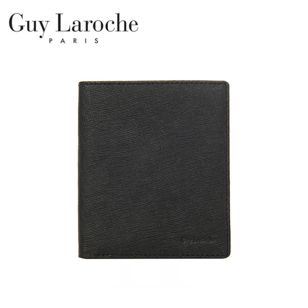 기라로쉬 사피아노 투톤 중지갑 GL-SP-03(블랙)