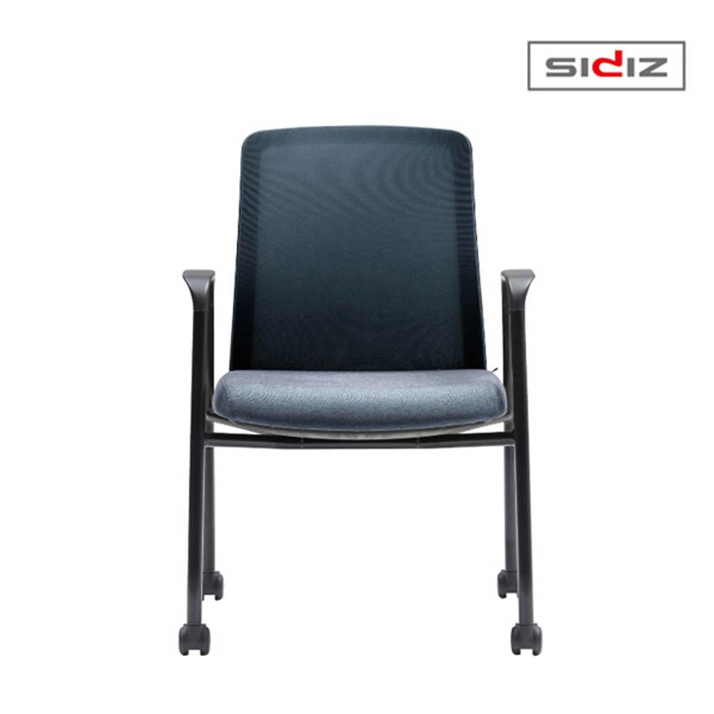 시디즈 T40 SIDE T401FE 메쉬 의자 블랙쉘 [T401FE]