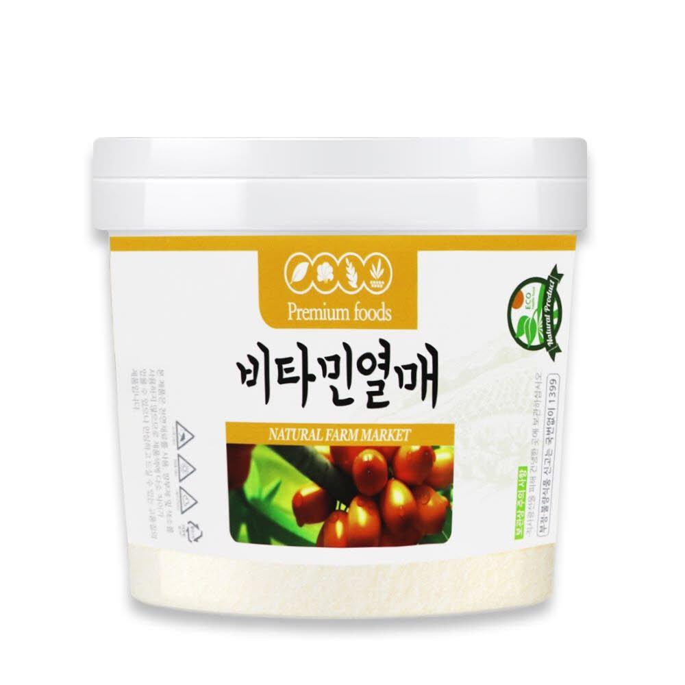비타민나무열매주스분말 300g