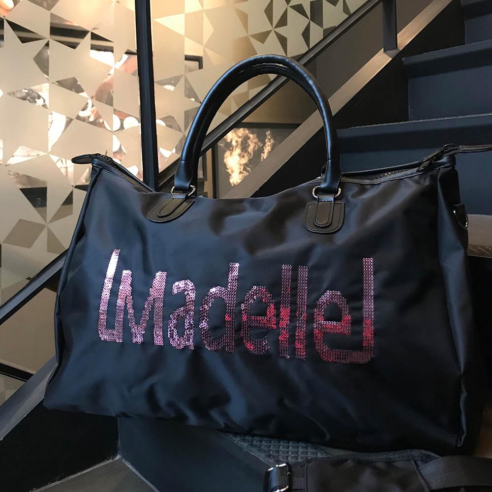 마들레 여행용 2탄 가방