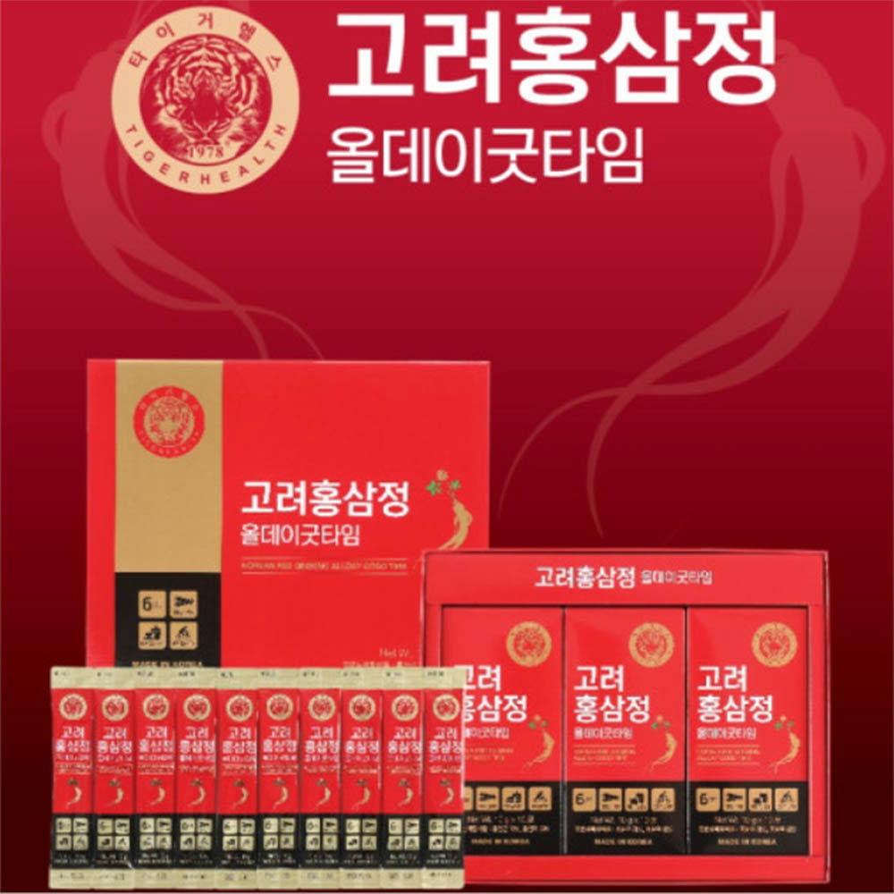 고려홍삼정 올데이굿타임 10g X 30포(300g)
