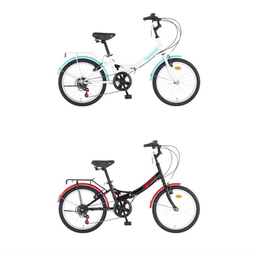 [삼천리자전거] 접이형 투모로우 7단 20인치