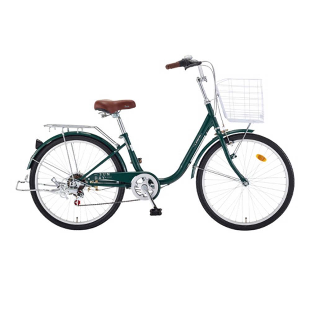 [삼천리자전거] 시티형 선데이 7단 24인치