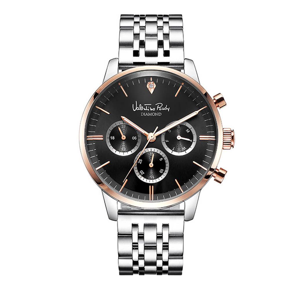 발렌티노루디 시계 VR6562B-BKWT