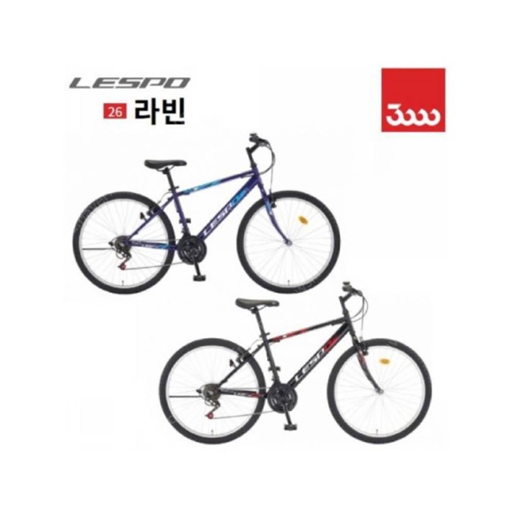 [삼천리자전거] MTB형 라빈 21단 26인치