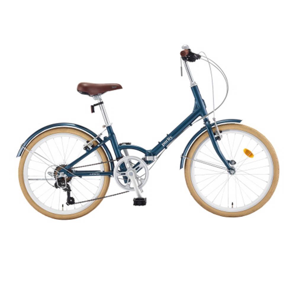 [삼천리자전거] 접이형 퓨리티 7단 22인치