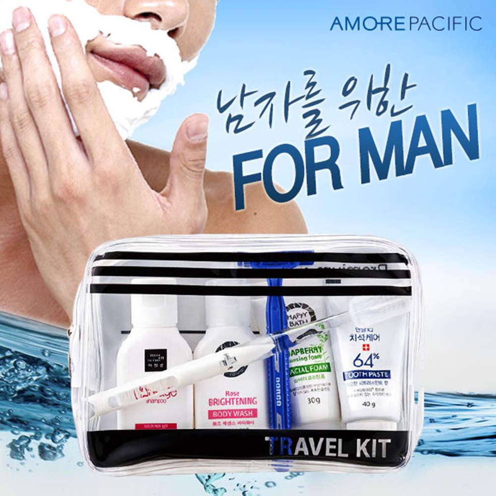 아모레 여행용7종(남성용/벌크)