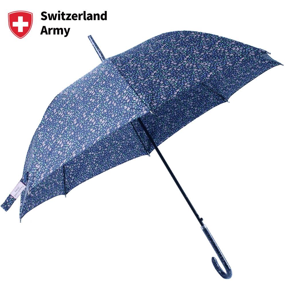 스위칠랜드아미 잔꽃무늬 우산