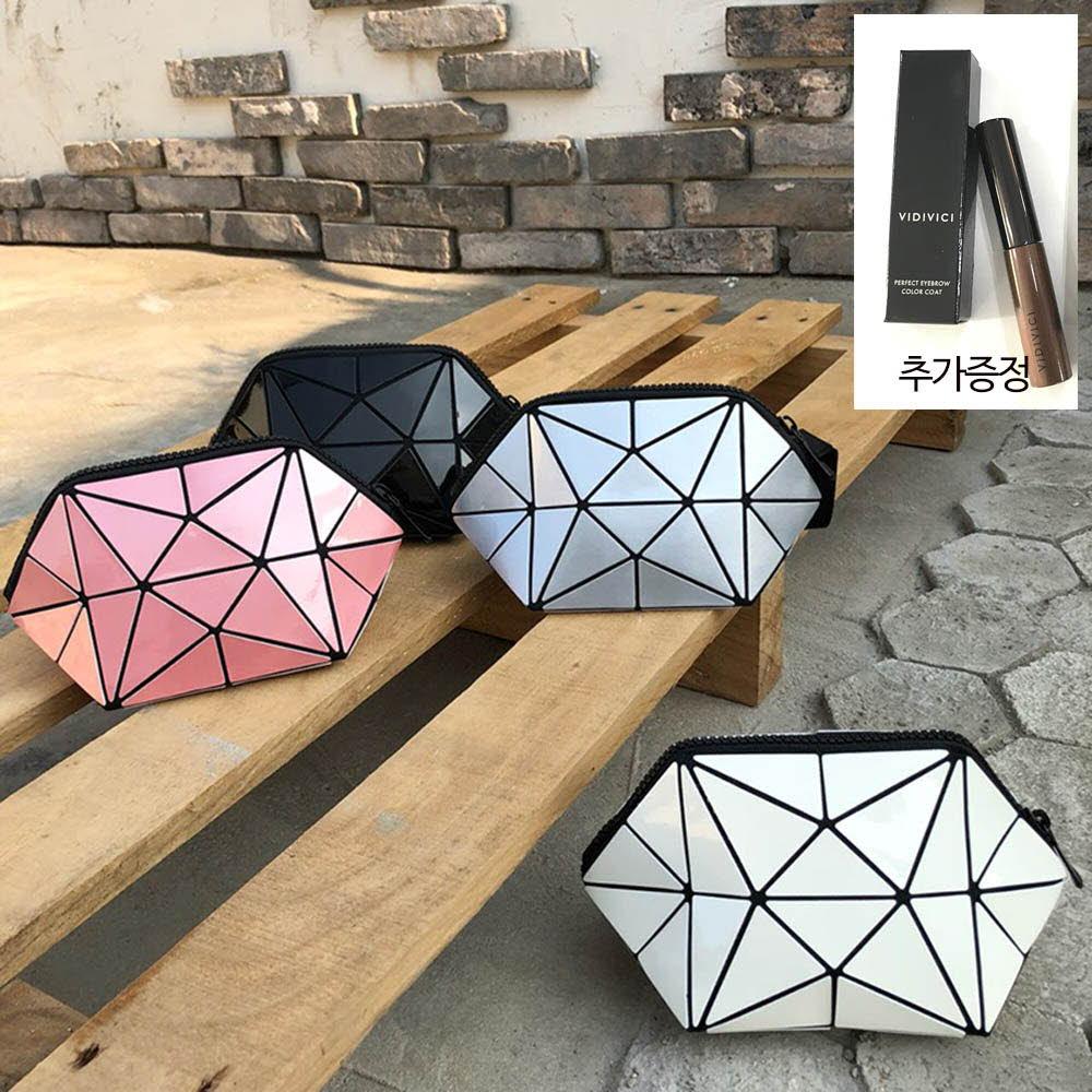 리밤 파우치 4개+송지효 마스카라(랜덤)1개