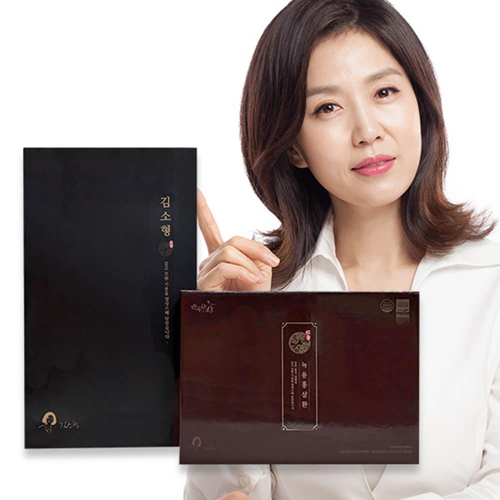 김소형 녹용홍삼환 4g x 30환