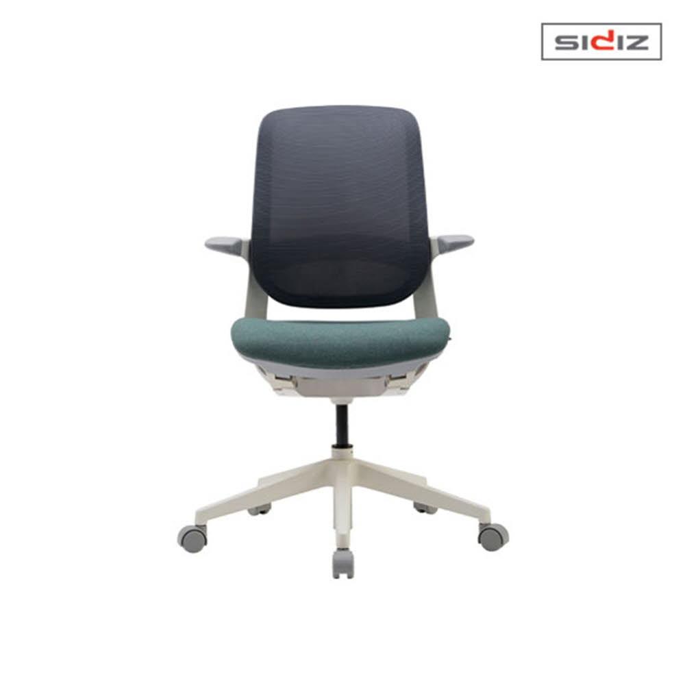 시디즈 T25 메쉬 회전형 의자 화이트쉘 [TXNA250F]