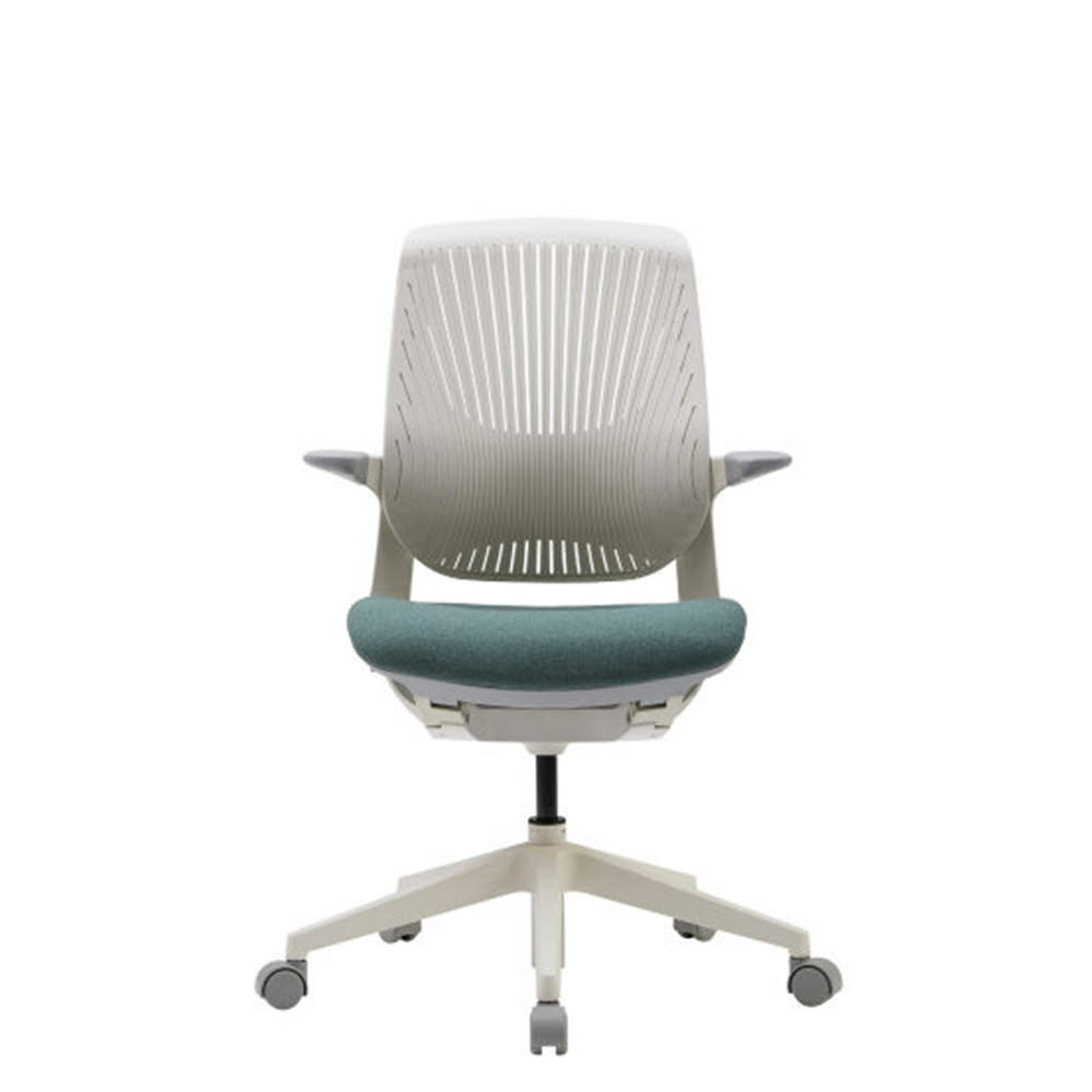 시디즈 T25 플렉스 회전형 의자 화이트쉘 [TXNA250NF]