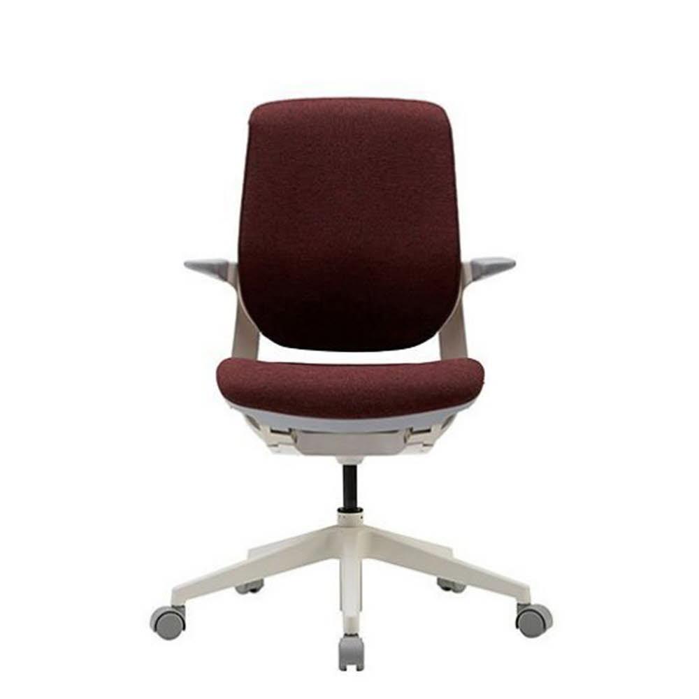 시디즈 T25 플렉스 회전형 패브릭 의자 화이트쉘 (등판커버포함) [TXNA259NF]