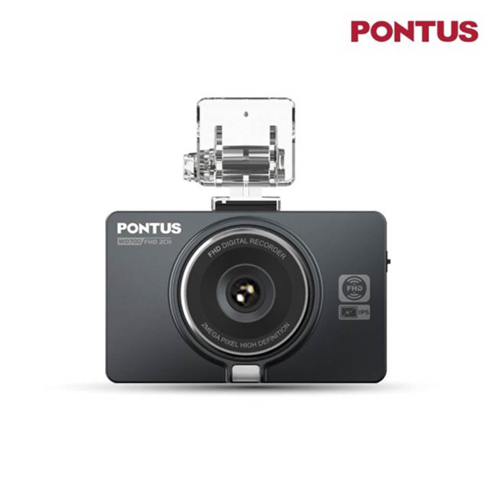 폰터스 블랙박스 WD700 +출장장착할인쿠폰