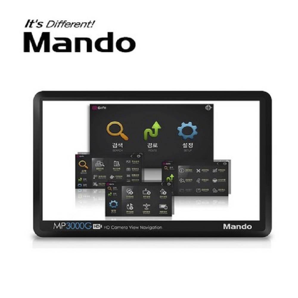 만도 내비게이션 MP3000G(16G) + 안테나 + 거치대
