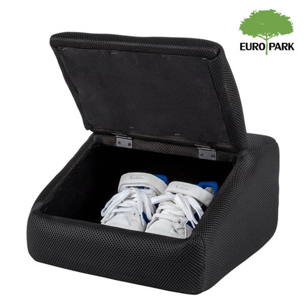 유로파크 차량용 발받침 신발보관함
