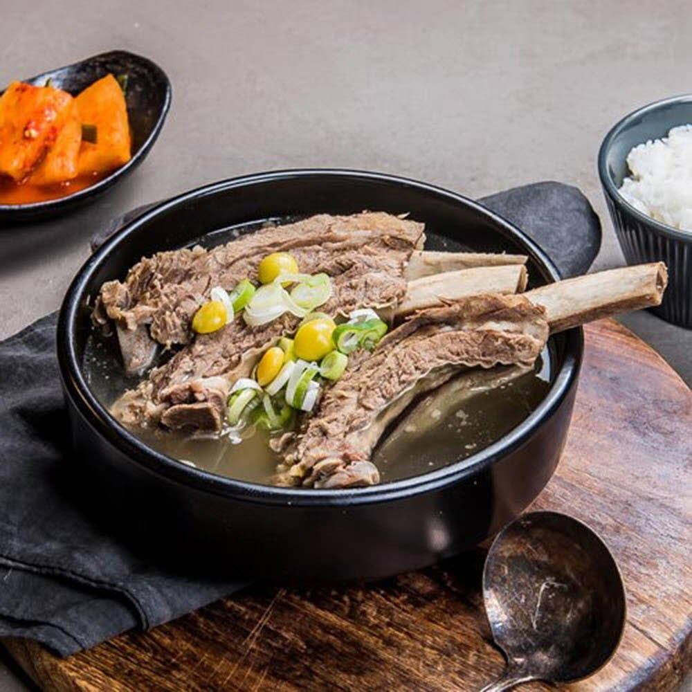 [소문난 맛집 우리가] 왕갈비탕(3대) 1kg