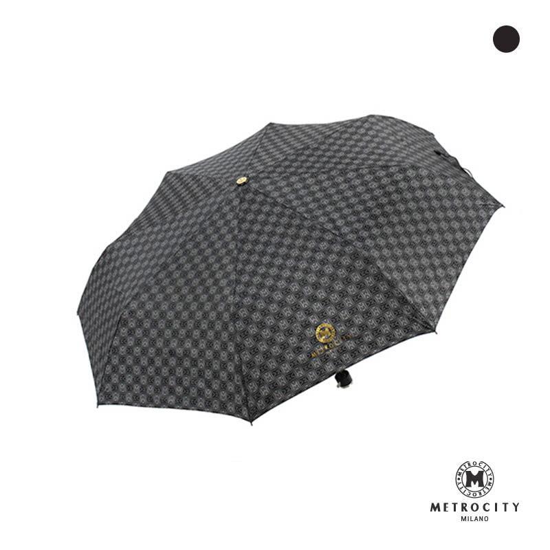 메트로시티 M나염 고급손잡이 3단 수동 우산 MCS-002