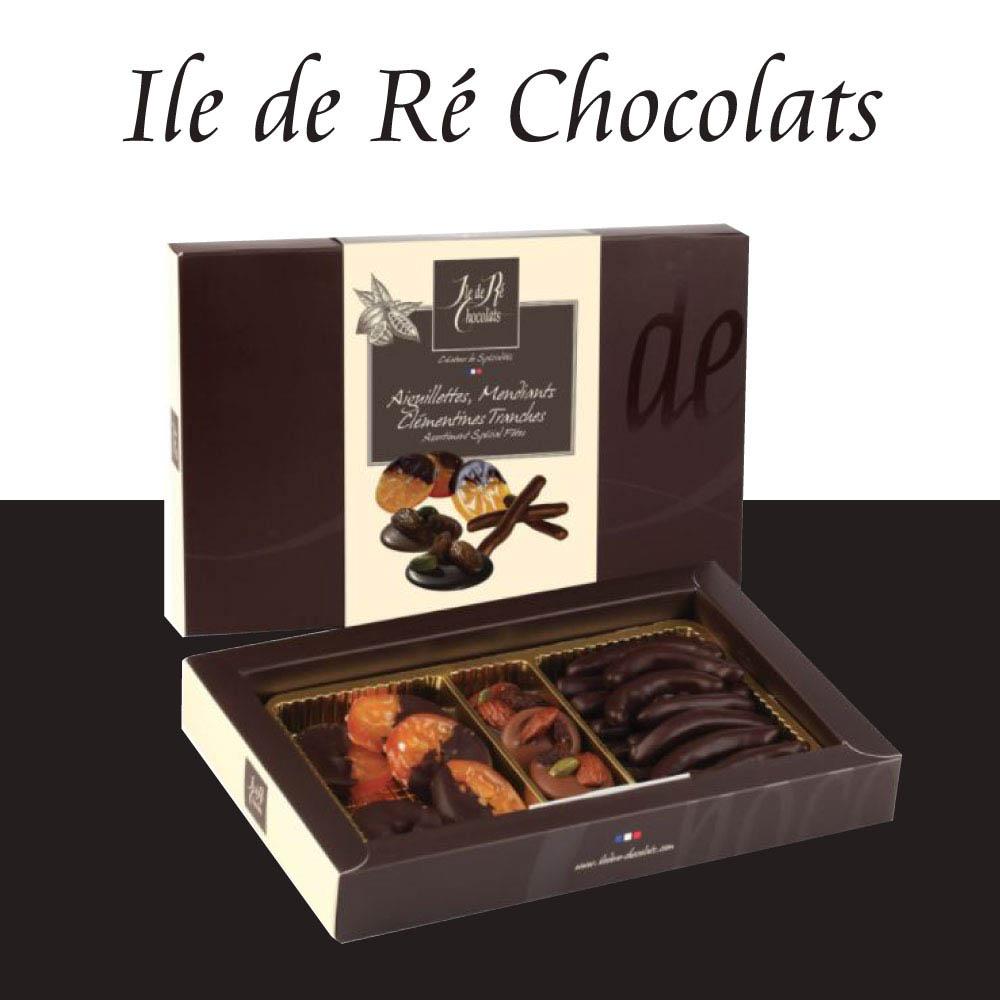 프랑스산 일드레 초코렛 1세트/가정의달선물