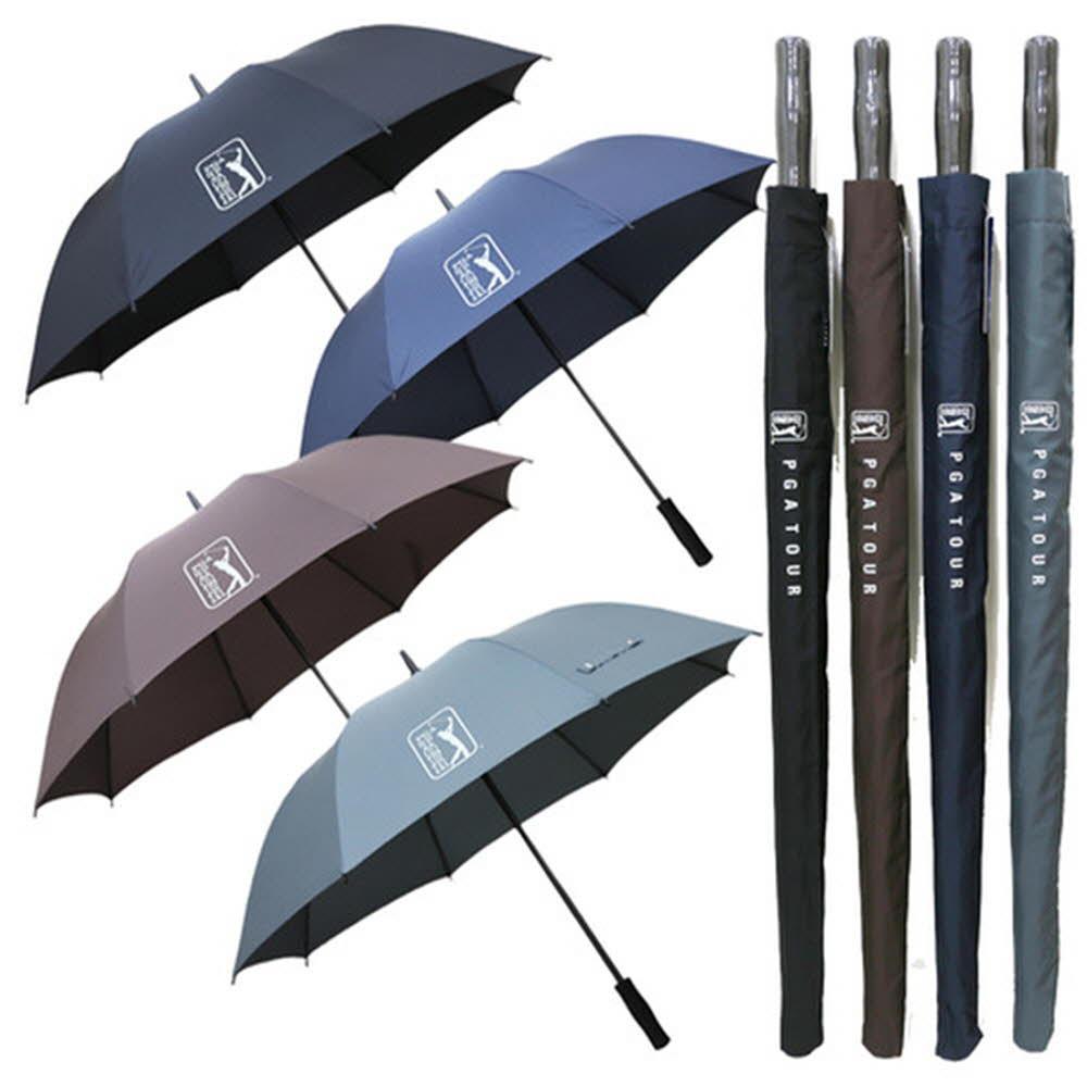 PGA 70수동 솔리드슬라이드 장우산