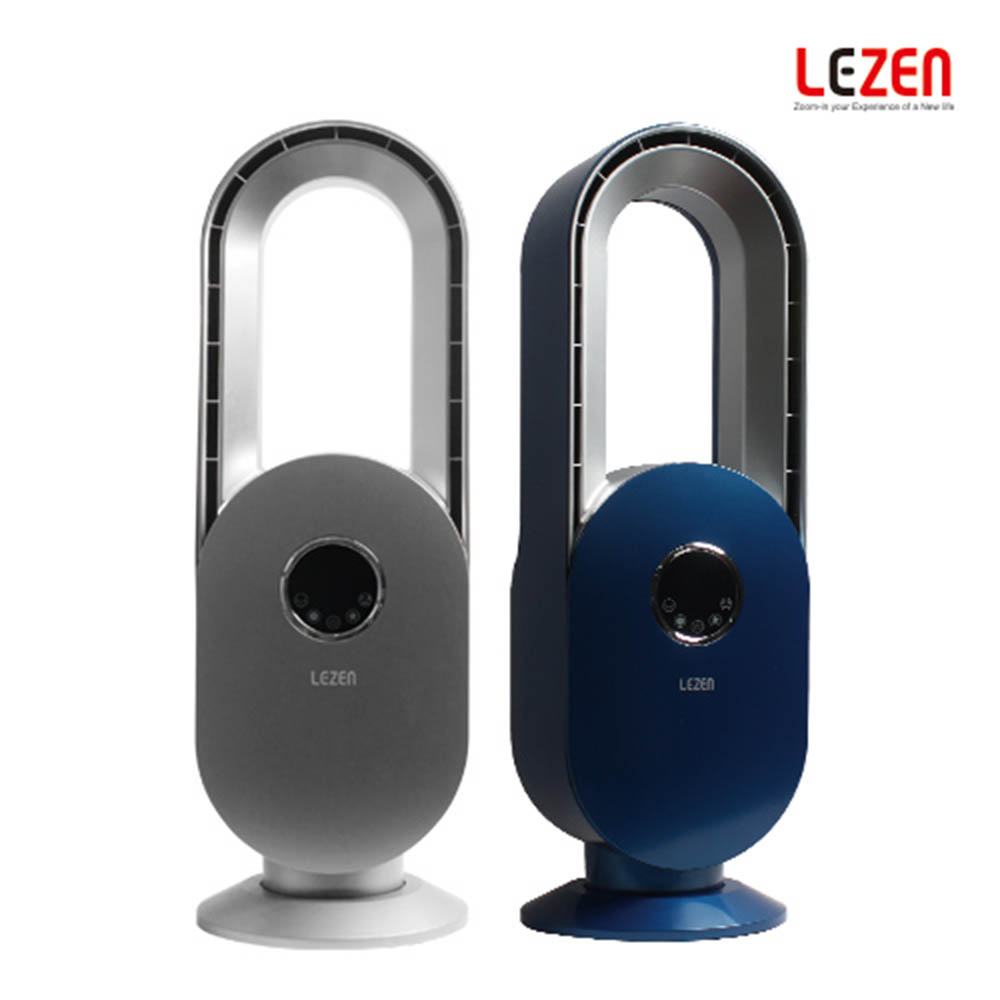 르젠  무엽 리모컨 선풍기 LZF-FL100