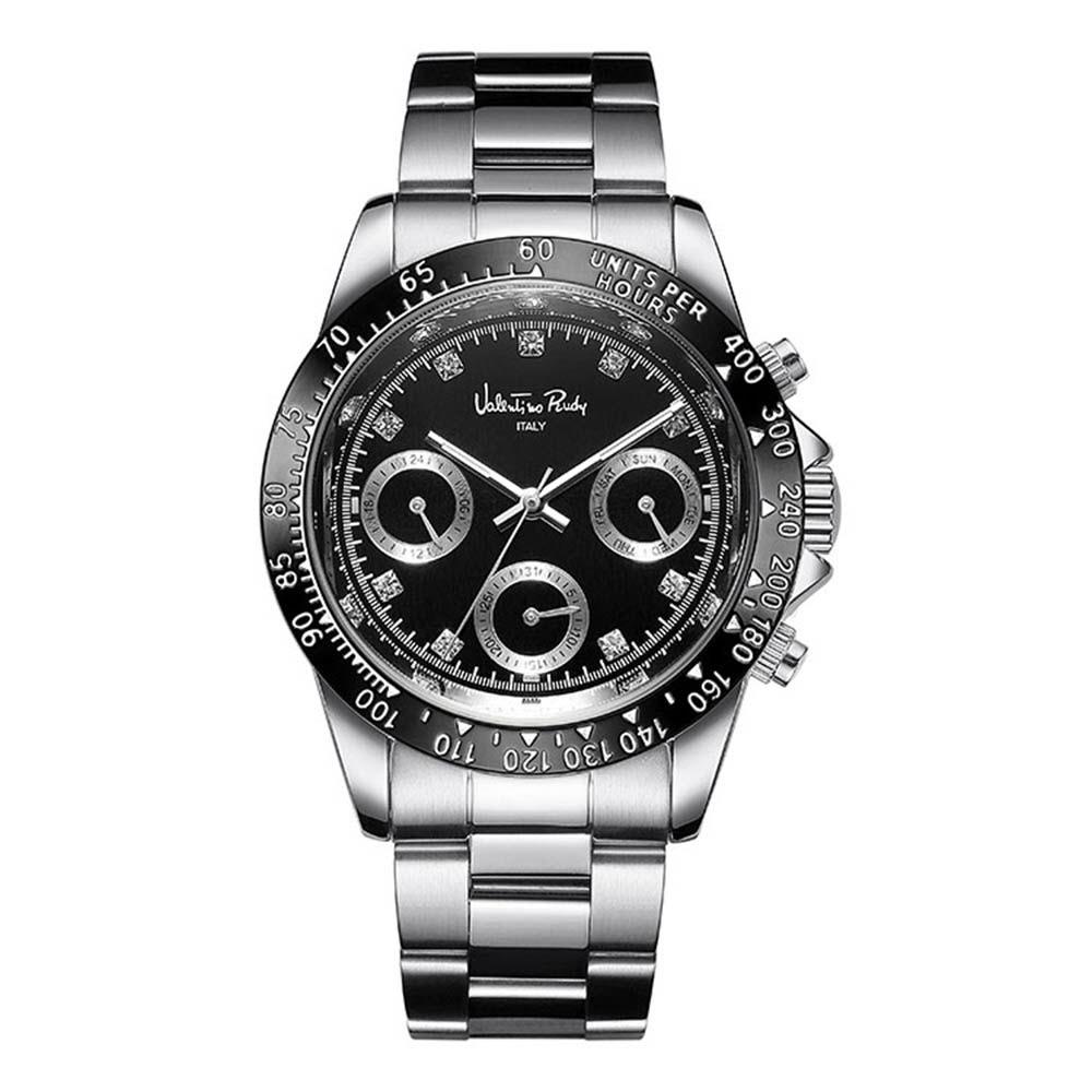 발렌티노루디 시계 VR6561B-BKWT