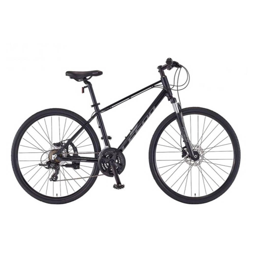 [삼천리자전거] 저스틴 21D 21단 700C (블랙)