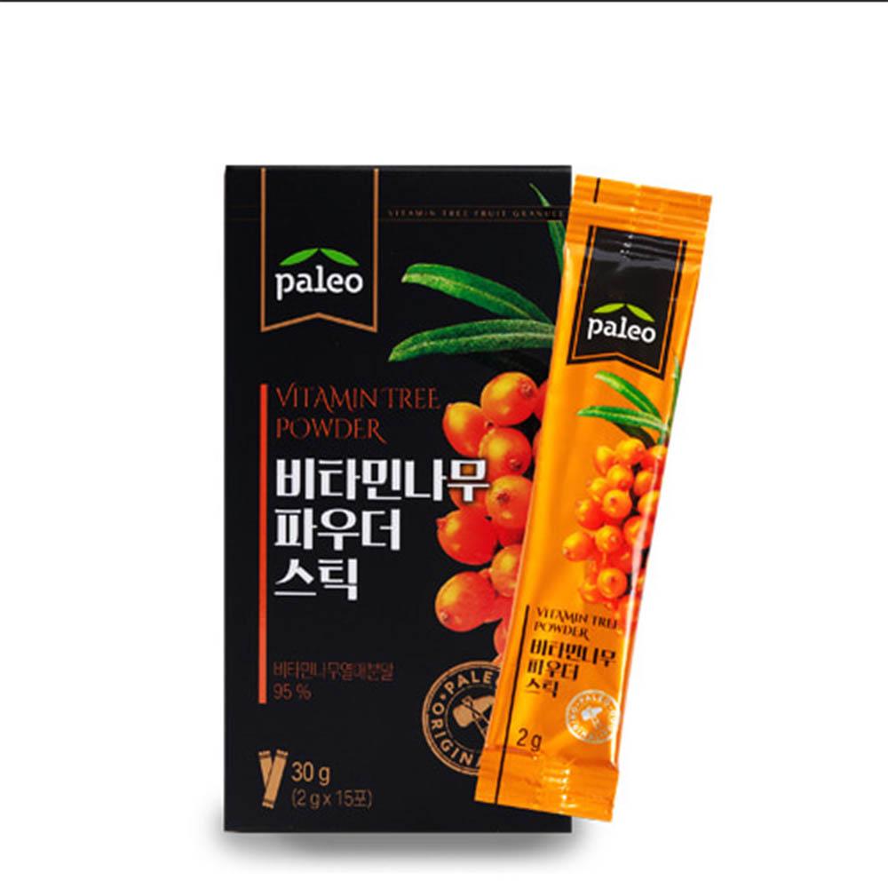 팔레오 비타민나무 파우더 스틱 30g (2g x 15포)
