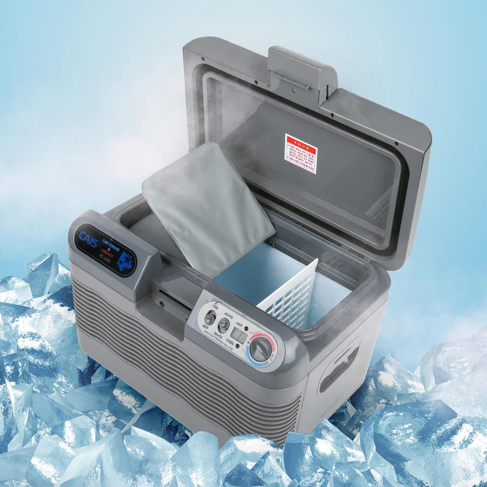 카이스 홈카 냉온장고 KC-1800(그레이)