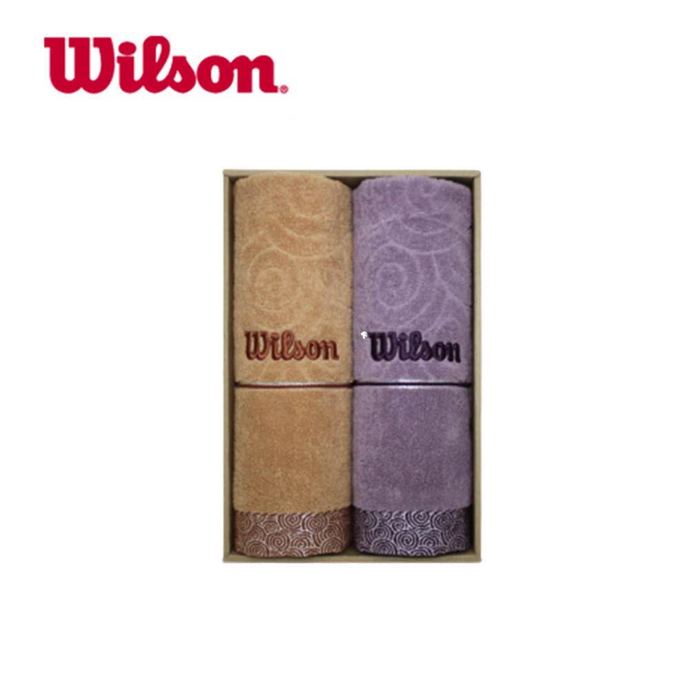 윌슨 아이리스세면 2매세트 (색상랜덤)