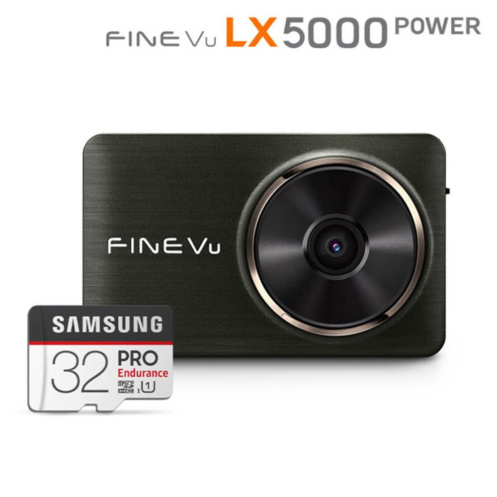 파인뷰 블랙박스 LX5000 POWER 32G + 출장장착할인쿠폰