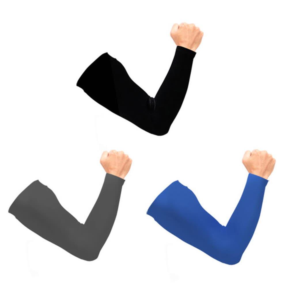 드라이락 국산 향균 쿨 팔토시 B세트-3P(팔토시3개/블랙,그레이,블루)