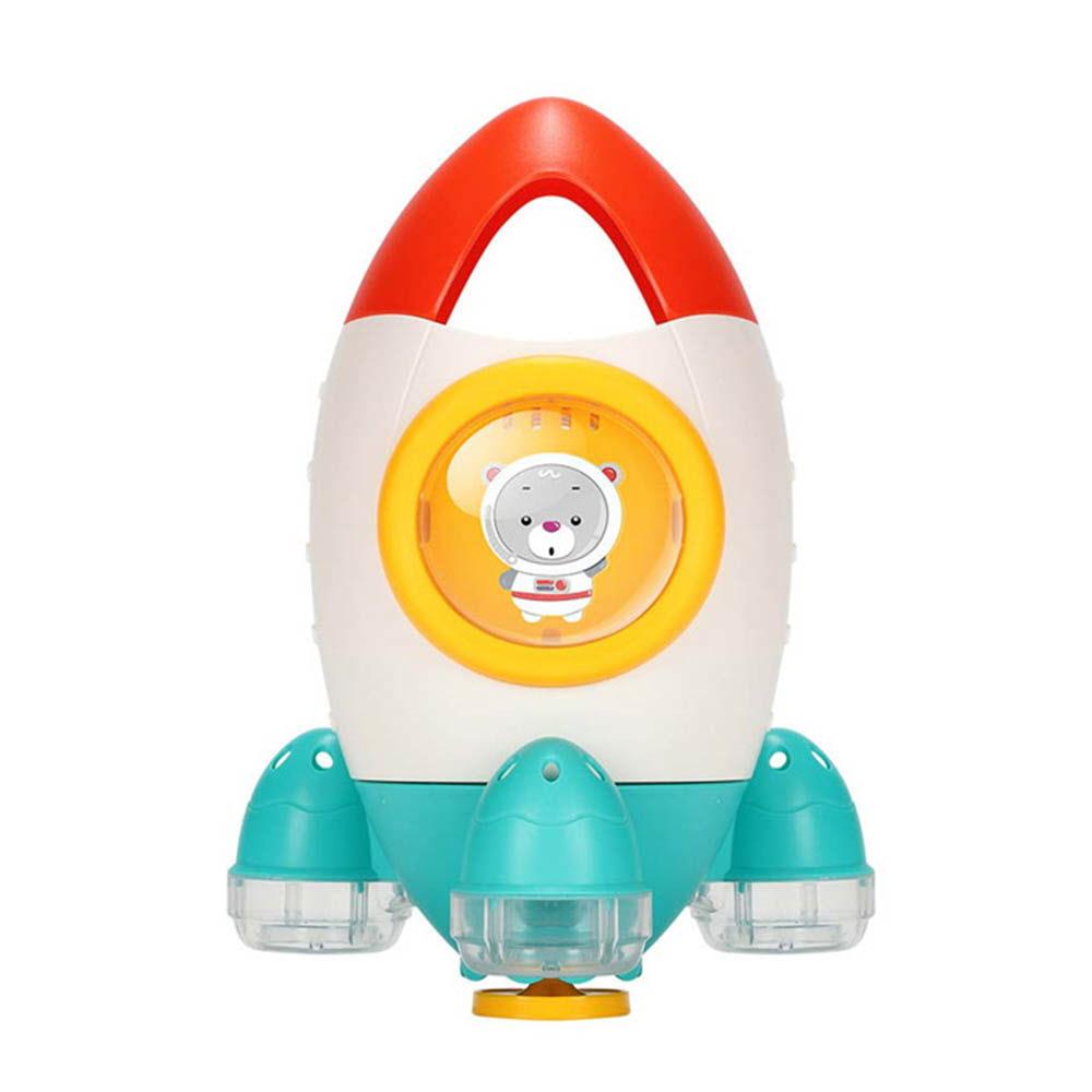 아기목욕 장난감 무동력 우주로켓 고미