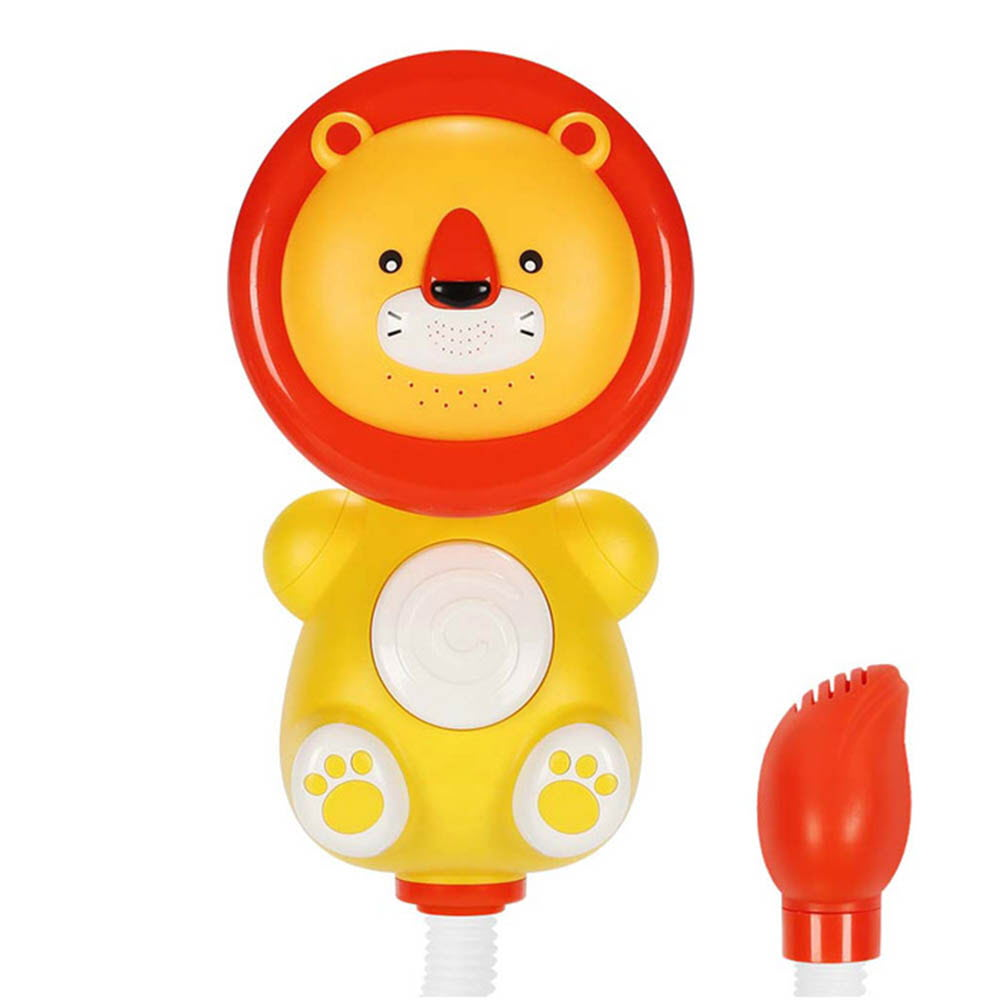 아기목욕 장난감 샤워기 (아기사자 어니)