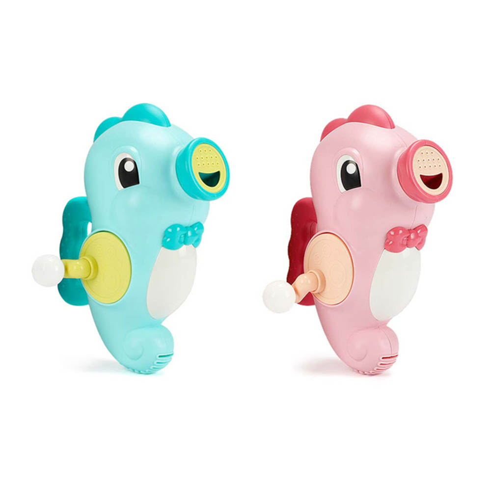 아기목욕 장난감 물총 (해마 왕자/공주)
