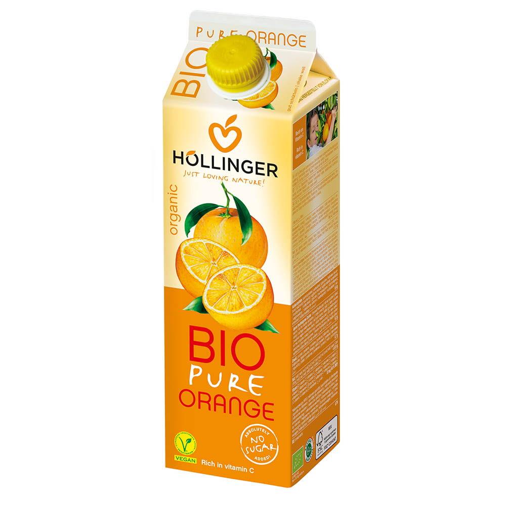 [휠링거] 유기농 오렌지 착즙주스 1L