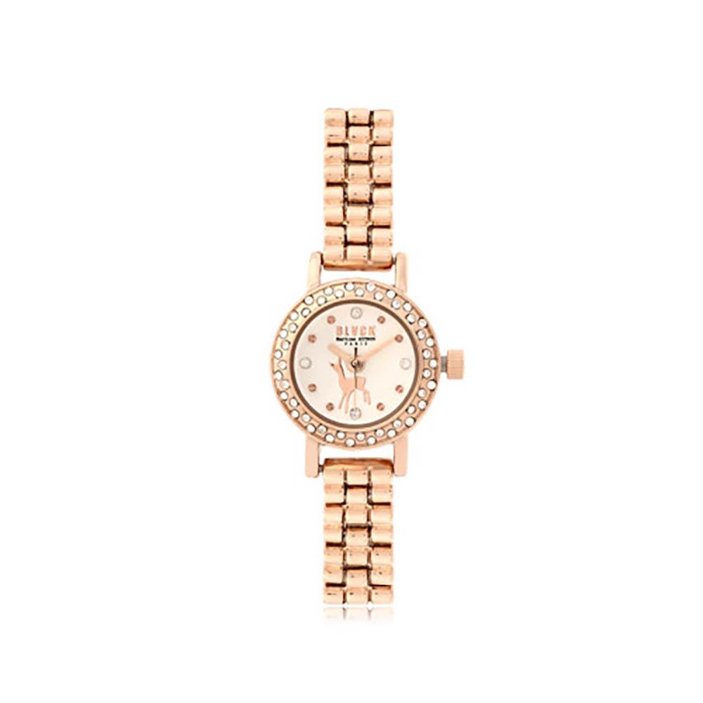 [블랙마틴싯봉]여성 메탈 패션 손목 시계 BKM1537L (색상 택1)