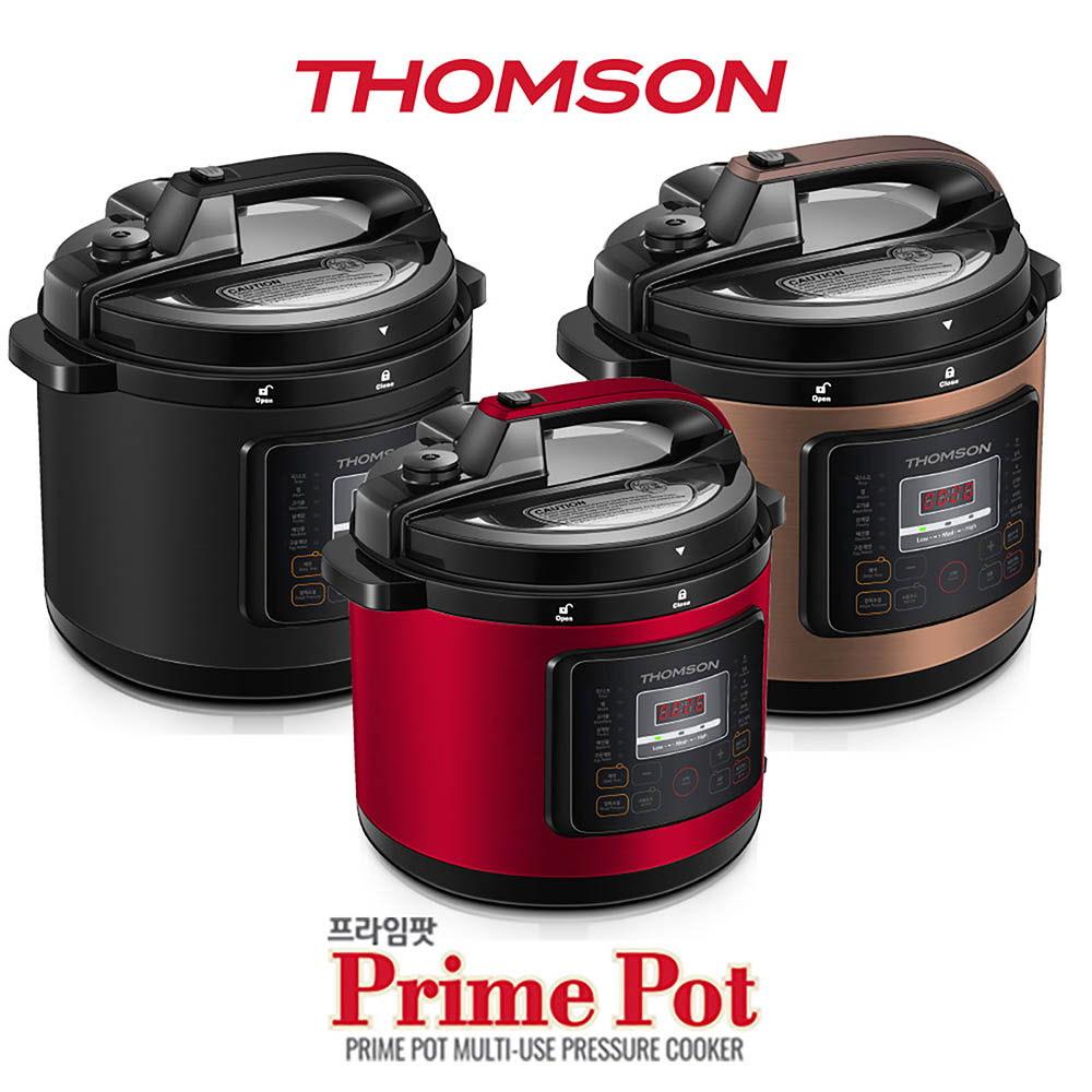 톰슨 프라임 팟 멀티압력쿠커 6L (ESR-60LH-1)