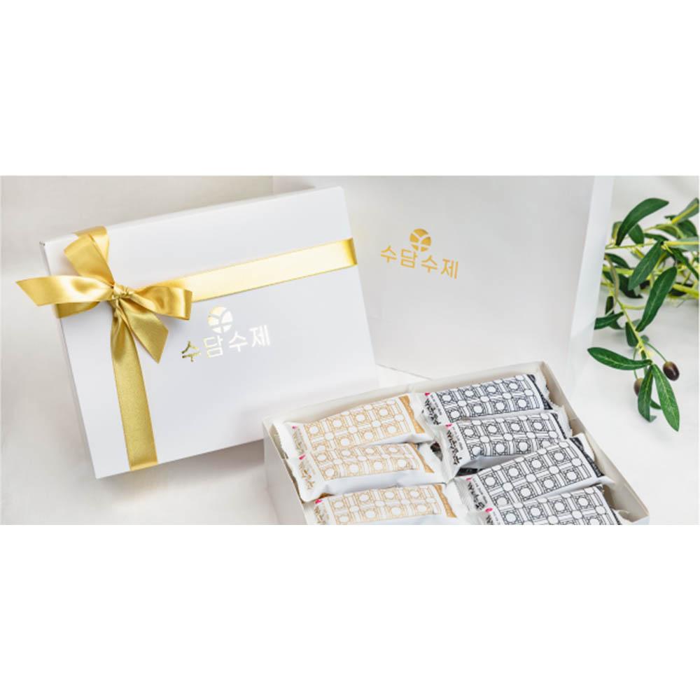 수담수제 강정 선물세트 (대) 24개입