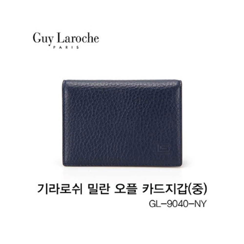 기라로쉬 밀란 오플 카드지갑(중) GL-9040-NY
