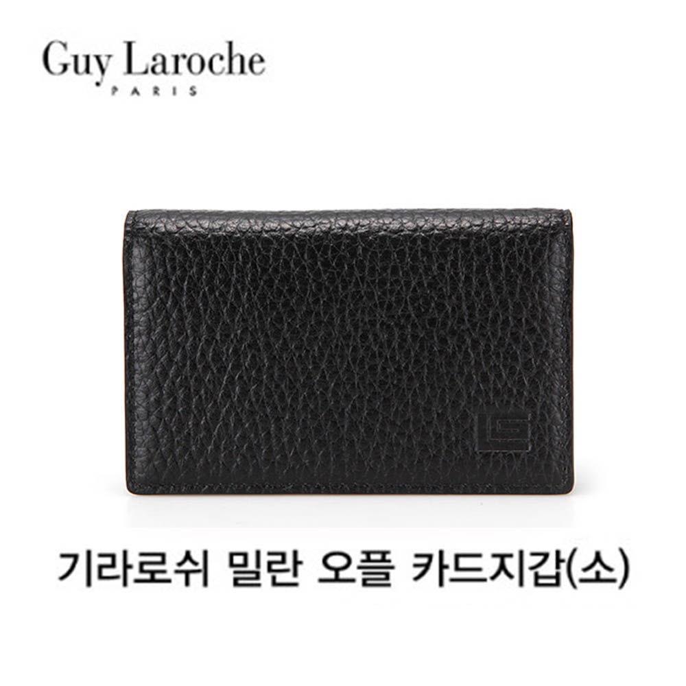 기라로쉬 밀란 오플 카드지갑(소) GL-8050-OP-BK