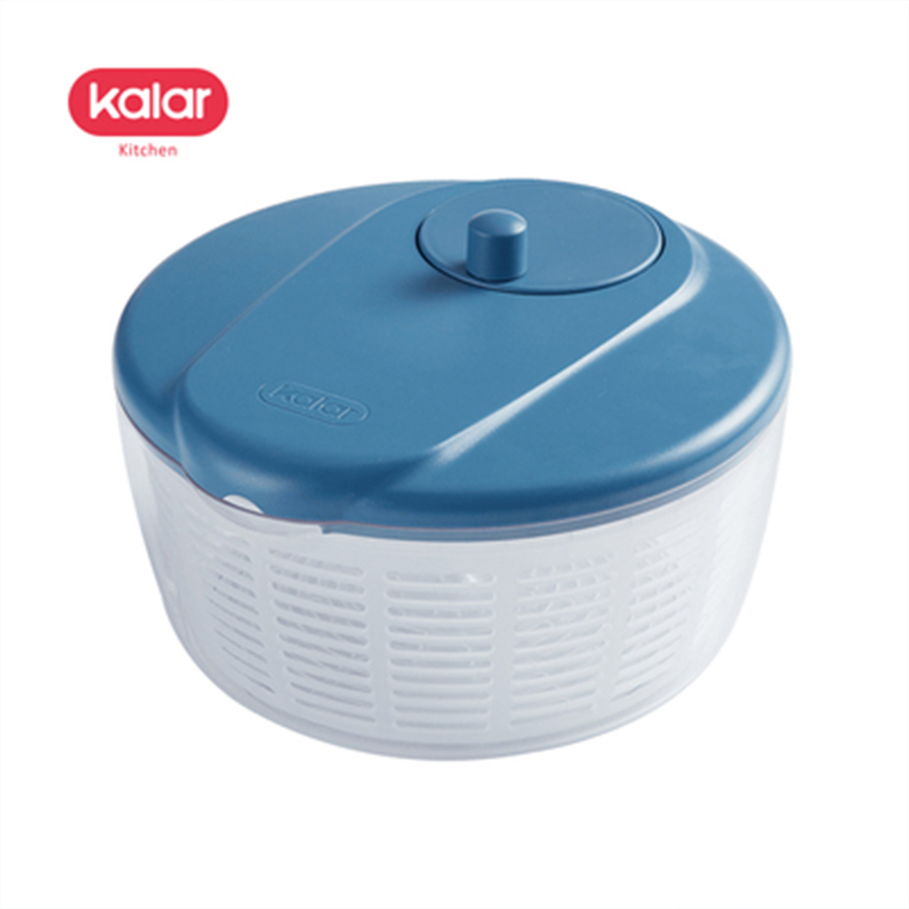 [Kalar] 칼라 샐러드 스피너 대형 파스텔블루